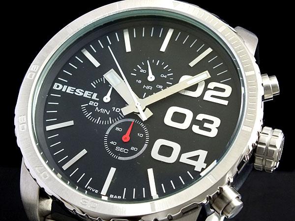 ディーゼル DIESEL 腕時計 メンズ クロノグラフ DZ4209-1