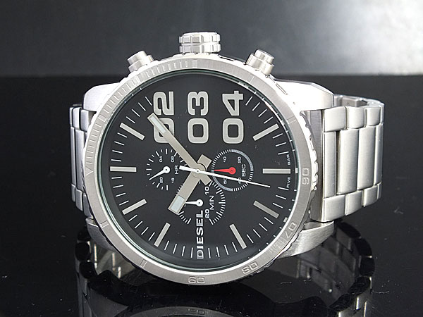 ディーゼル DIESEL 腕時計 メンズ クロノグラフ DZ4209-2