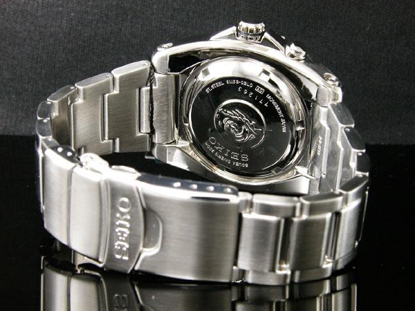 セイコー SEIKO キネティック KINETIC 腕時計 ダイバー SKA371P1-3