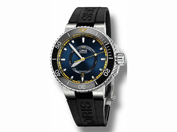 オリス ORIS グレートバリアリーフ リミテッドエディションII 自動巻き 腕時計 73576734185R-1