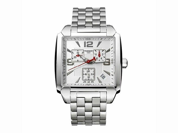 ティソ TISSOT 腕時計 メンズ クオーツ クロノグラフ T0055171127700-1