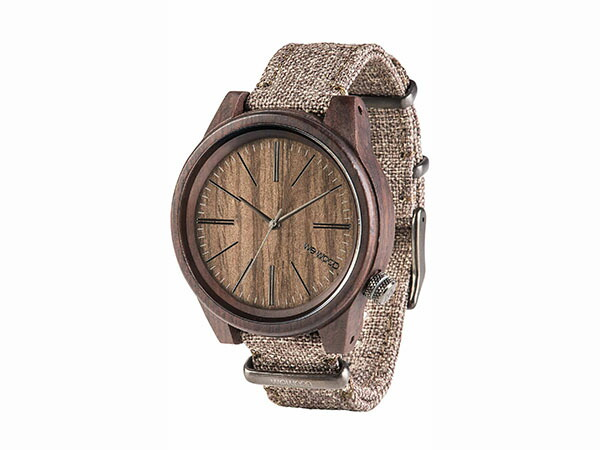 WEWOOD ウィーウッド 腕時計 メンズ レディース TORPEDO CHOCO LINEN 木製-1