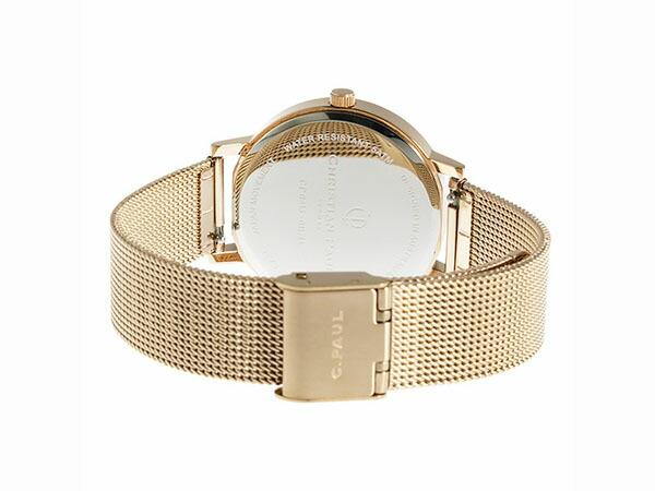 Christian Paul クリスチャンポール 腕時計 マーブル レディース 35mm MRML-02-3