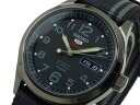 Seiko five SEIKO 5 sports SPORTS self-winding watch SRP277J1 black
