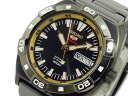 Seiko five SEIKO 5 sports SPORTS self-winding watch SRP287J1 black