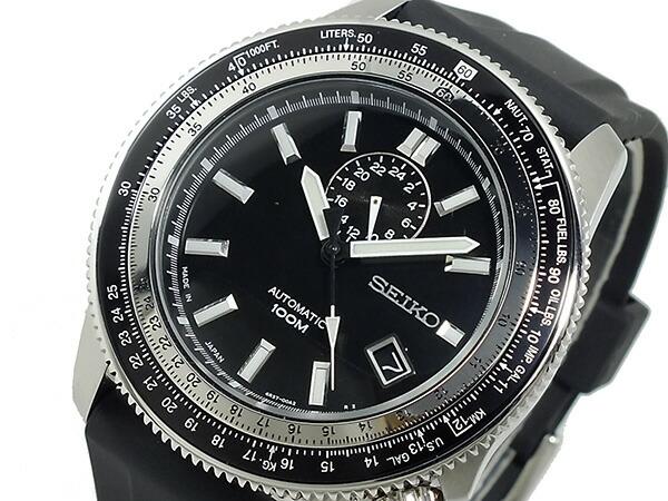 セイコー SEIKO SUPERIOR 自動巻き 腕時計 SSA003J2-1