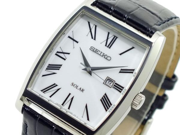 セイコー SEIKO ソーラー 腕時計 SUT891P1-1