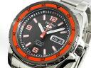 Seiko SEIKO Seiko 5 sports 5 SPORTS Japan-made self-winding watch SNZG73J1 fs3gm