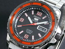 5 5 SEIKO SEIKO SEIKO sports SPORTS self-winding watch watch SNZG73K1 fs3gm