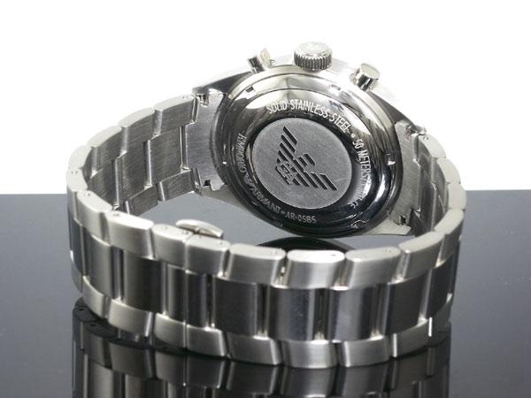 エンポリオ アルマーニ EMPORIO ARMANI 腕時計 AR0585-3