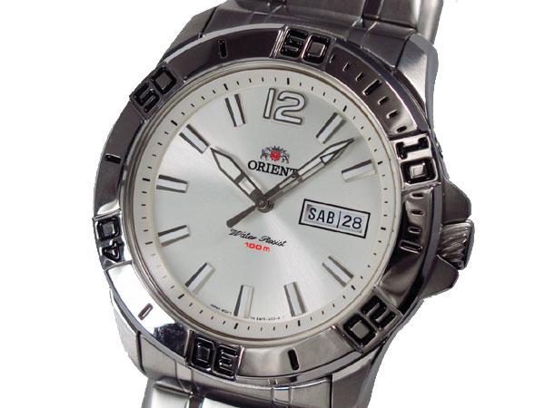 オリエント ORIENT 腕時計 自動巻き 100m防水 メンズ FEM76003W9-1