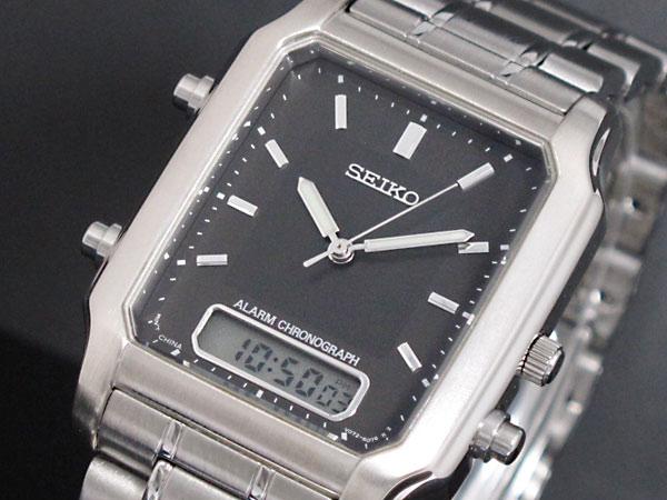 セイコー SEIKO アナデジ 腕時計 SHB550-1
