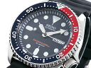 Seiko SEIKO diver Navy boy self-winding watch SKX009J1 made in Japan