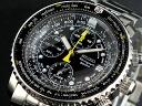 Seiko SEIKO chronograph alarm watch SNA411P1