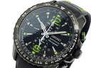 Seiko SEIKO sportura Chronograph Watch SNAE97P1 black
