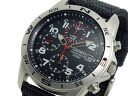 Seiko SEIKO chronograph mens watch SND399P black