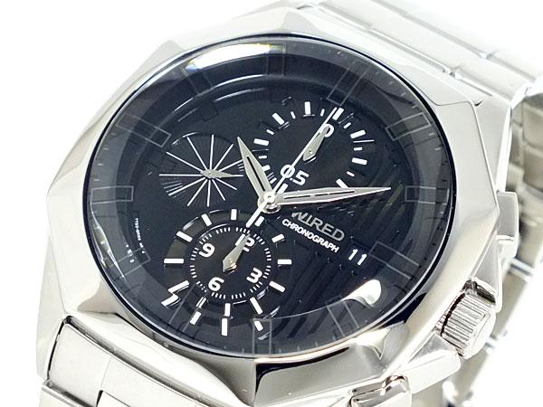 セイコー SEIKO ワイアード WIRED TWO FACE 腕時計 AGAV059-1
