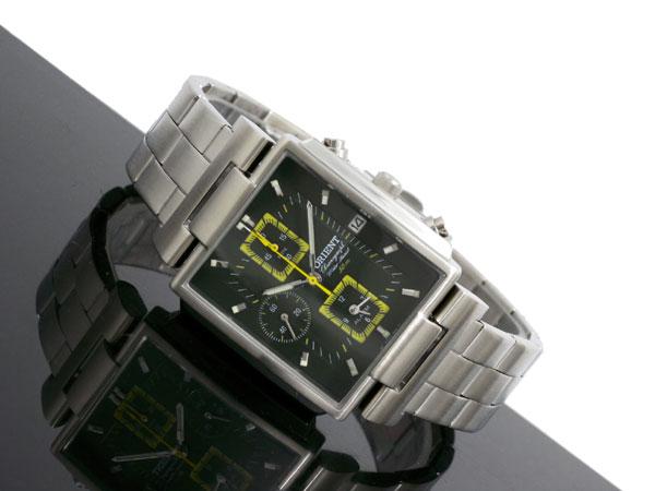 オリエント ORIENT アラーム クロノ 腕時計 CTDAB001F-2