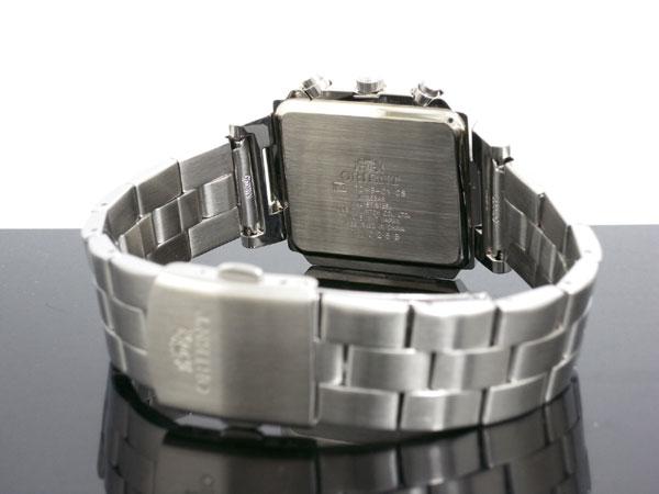 オリエント ORIENT アラーム クロノ 腕時計 CTDAB001F-3