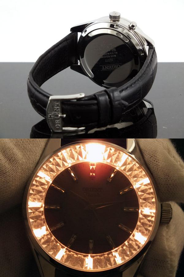 オリエント ORIENT ノーススター 復刻モデル 腕時計 URL001DL-3
