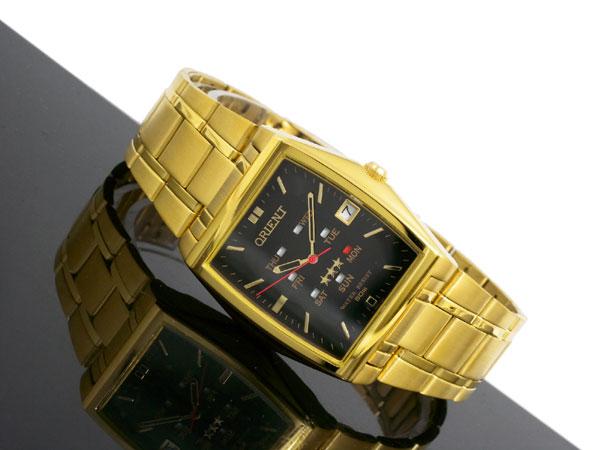 オリエント ORIENT サイクルカレンダー 自動巻き 腕時計 URL001PM-2