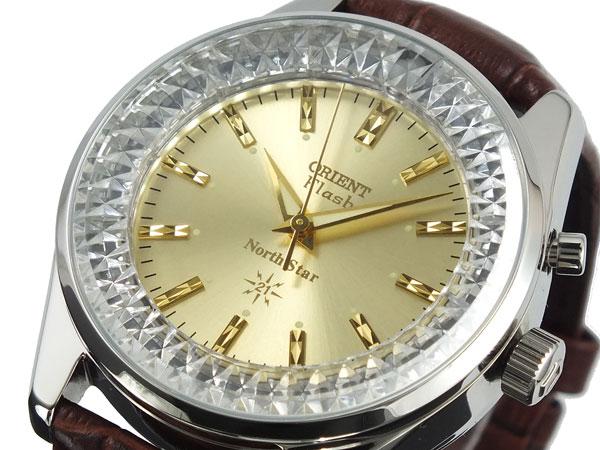 オリエント ORIENT ノーススター 復刻モデル 腕時計 URL002DL-1