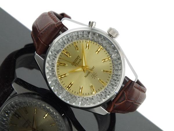 オリエント ORIENT ノーススター 復刻モデル 腕時計 URL002DL-2