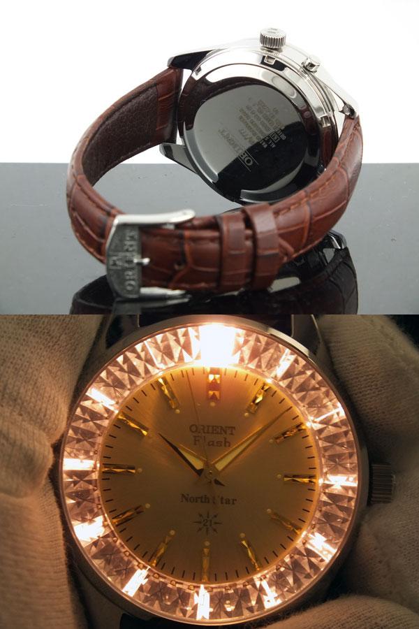 オリエント ORIENT ノーススター 復刻モデル 腕時計 URL002DL-3