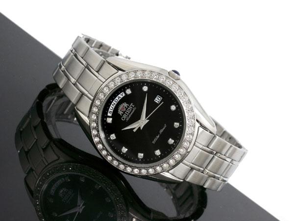 オリエント ORIENT デイデイト 自動巻き 腕時計 URL003EV-2