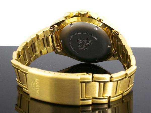 オリエント ORIENT 万年カレンダー 自動巻き 腕時計 URL005EU-3