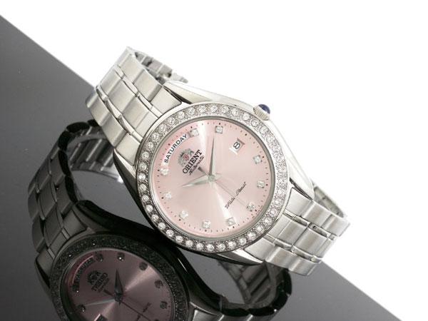オリエント ORIENT デイデイト 自動巻き 腕時計 URL007EV-2