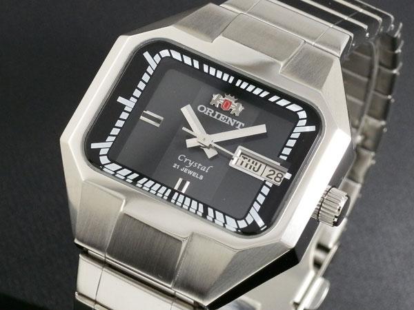 オリエント ORIENT 復刻モデル 自動巻き 腕時計 URL022EM-1