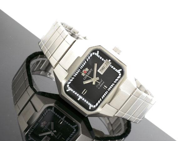 オリエント ORIENT 復刻モデル 自動巻き 腕時計 URL022EM-2