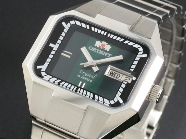 オリエント ORIENT 復刻モデル 自動巻き 腕時計 URL023EM-1