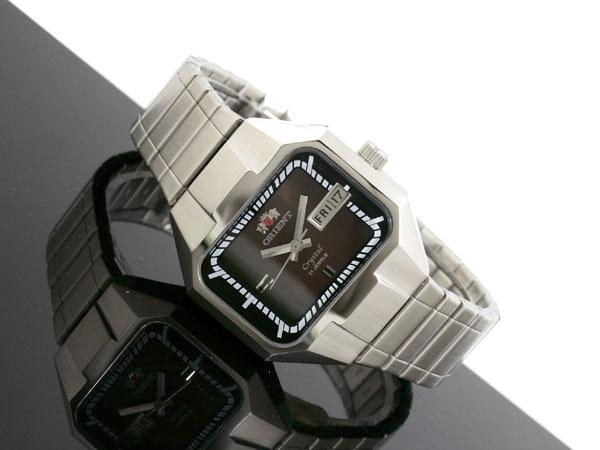 オリエント ORIENT 復刻モデル 自動巻き 腕時計 URL027EM-2