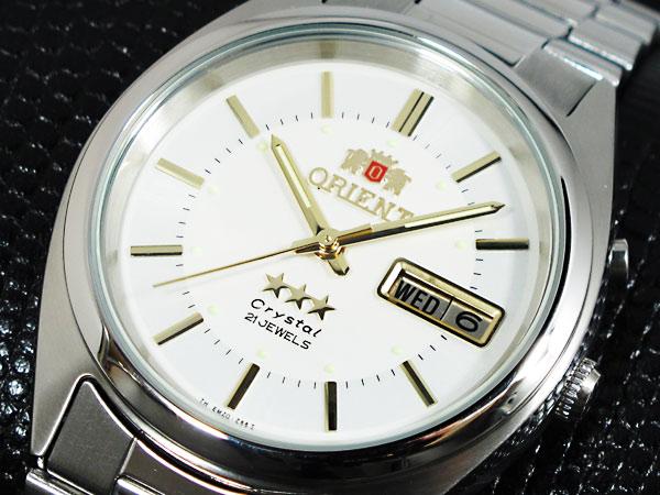 オリエント ORIENT スリースター 自動巻き 腕時計 WV1201EM-1
