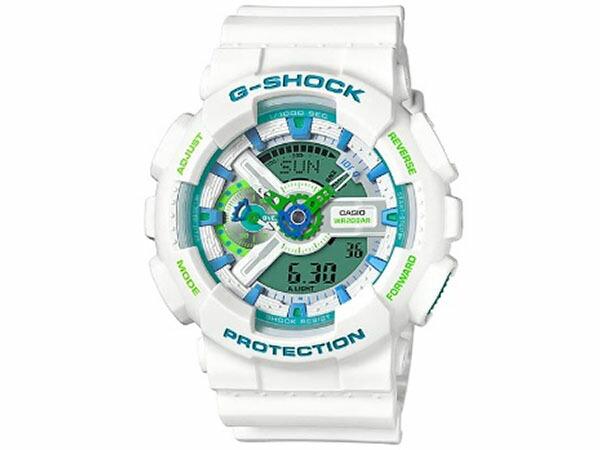 カシオ CASIO Gショック G-SHOCK アナデジ 腕時計 GA-110WG-7A-1