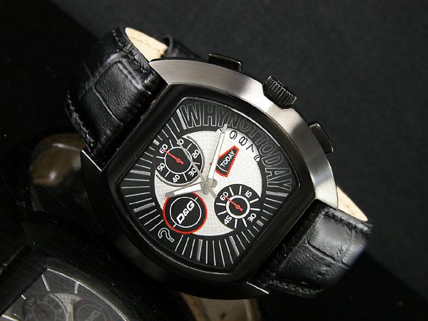 ドルチェ&ガッバーナ D&G ハイセキュリティ クロノグラフ 腕時計 DW0214-2