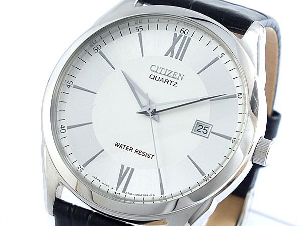 シチズン CITIZEN スタンダード 腕時計 BK2437-04A-1