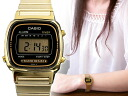 Casio CASIO Digital Watch LA670WGA-1UWD fs3gm