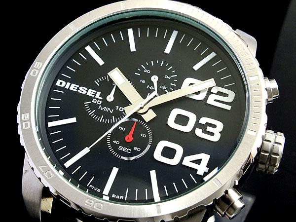 ディーゼル DIESEL 腕時計 メンズ クロノグラフ DZ4208-1