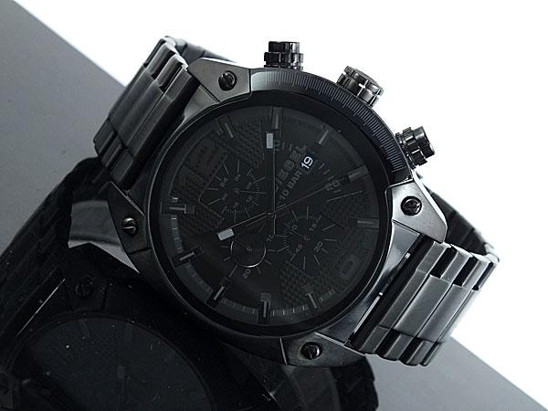 ディーゼル DIESEL 腕時計 メンズ クロノグラフ DZ4223-2