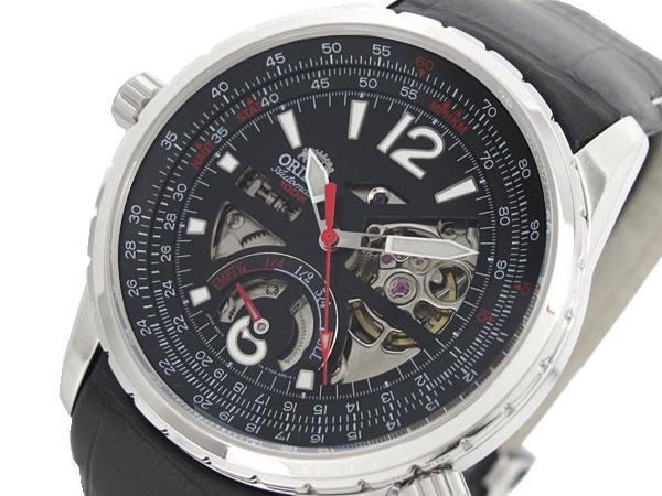 オリエント ORIENT 腕時計 自動巻き パワーリザーブ FFT00001B0-1