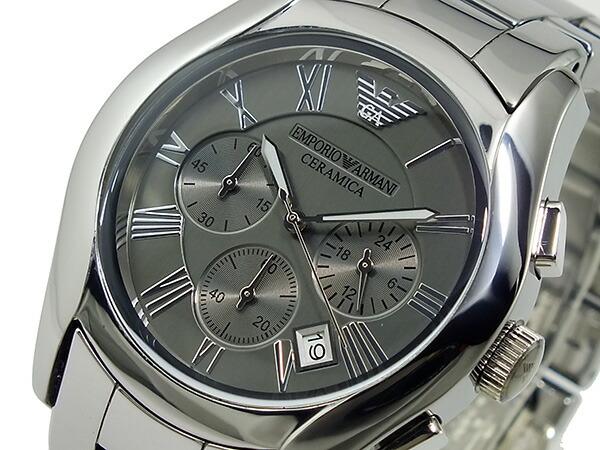 エンポリオ アルマーニ EMPORIO ARMANI セラミカ メンズ 腕時計 AR1465-1