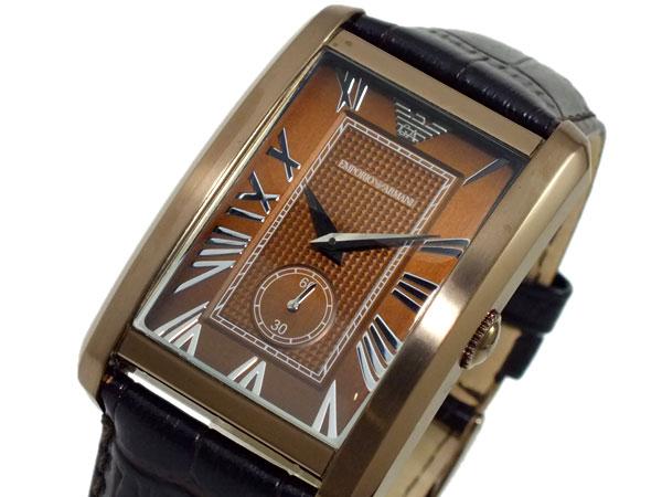 エンポリオアルマーニ EMPORIO ARMANI 腕時計 メンズ AR1606-1