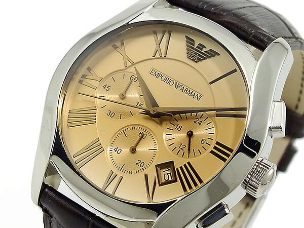 エンポリオ アルマーニ EMPORIO ARMANI メンズ 腕時計 AR1634-1