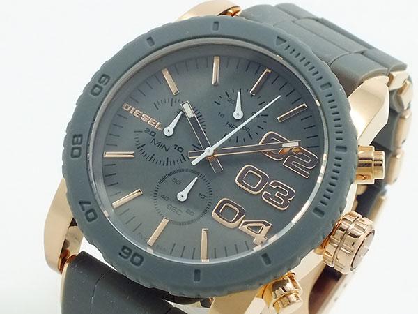 ディーゼル DIESEL クロノグラフ 腕時計 DZ5307-1