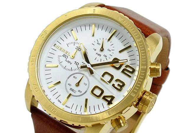 ディーゼル DIESEL クロノグラフ 腕時計 DZ5328-1