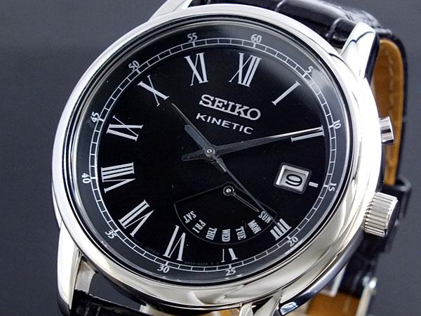 セイコー SEIKO キネティック KINETIC 腕時計 SRN035P1-1
