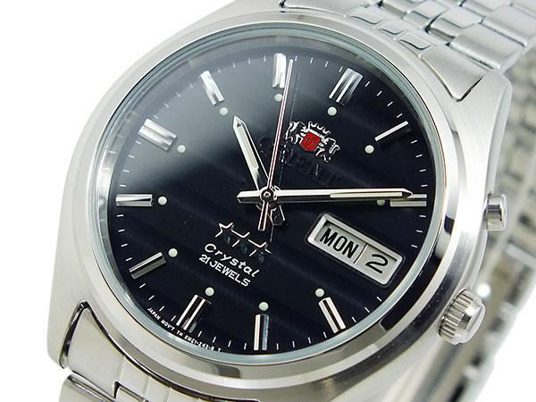 オリエント ORIENT スリースター 自動巻 腕時計 WV0331EM-1